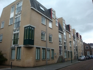 In centre of Hilversum a 2 bedroom apartment