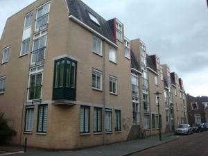in centrum van Hilversum een 2 slaapkamer appartement